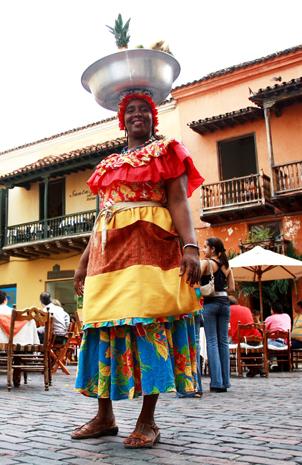 Kolumbien ist lebensfroh und bunt wie die Kleidung der Einwohner.