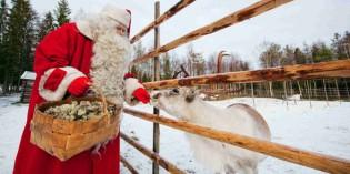 """Finnischer Weihnachtsmann gibt Entwarnung: """"Ich bin nicht bankrott"""""""