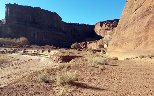 Roter Sand und rote Felsen sind in Arizona allgegenwärtig. (Fotos Arizona Office of Tourism)