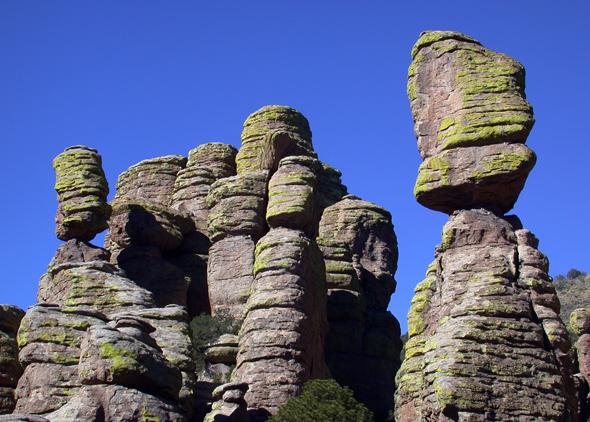 Auch abseits des Grand Canyon weiß Arizona mit Naturschönheiten zu begeistern.