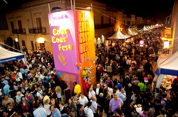 Beim Cous Cous Fest erinnert Sizilien an die arabische Einflüsse auf diesen teil Italiens. (Foto ENIT)