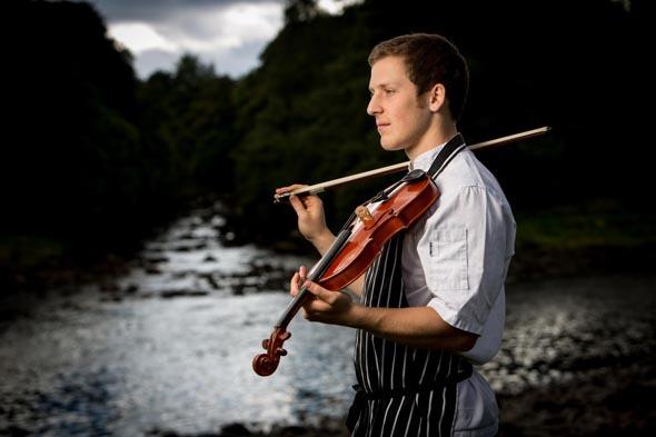 Schottisches Tradition, Musik und Genuss werden beim Festival Food & Fiddle in Royal Deeside kombiniert. (Foto Foto: Food & Fiddle Festival)