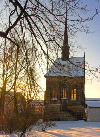 Das Heilige Grab ist eine der Görlitzer Wegmarken an der historischen Via Sacra. (Foto: djd)