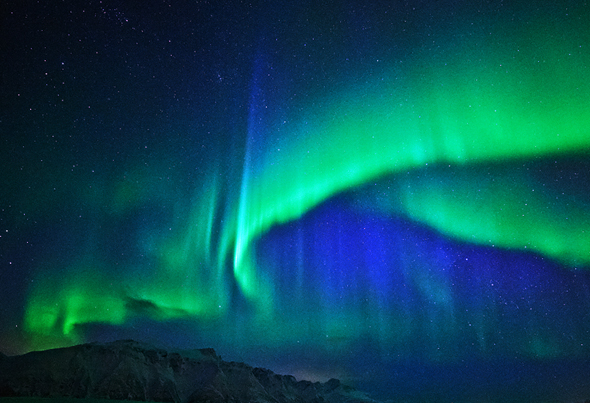 Vor allem in Kanadas Northwest Terretories bietet sich famose Blicke auf die Polarlichter. (Foto Thomas Hein/Pixelio)