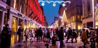 Ein Städtetrip in das vorweihnachtliche Glasgow
