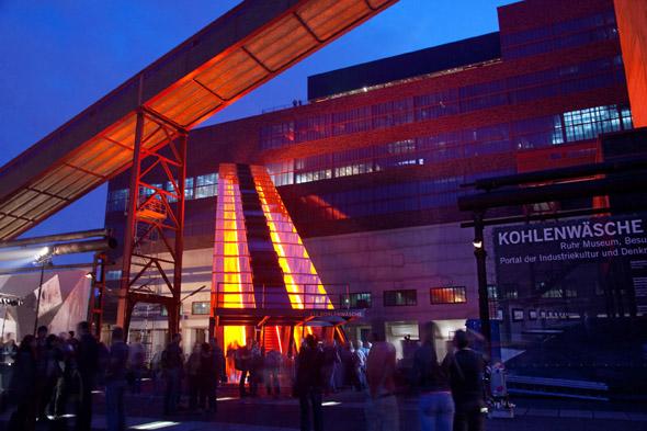 Es gilt als Gedächtnis der Region: Das Ruhr Museum auf dem UNESCO-Welterbe Zollverein.