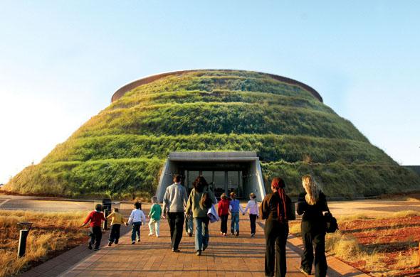 Ein magischer Ort, der durch den sensationellen Fund noch aufgewertet wird. (Foto South Africa Tourism)