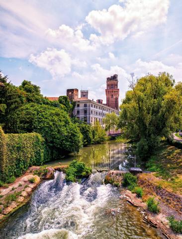 Ein italienischer Traum: Padua. (Foto Gabrio Tomelleri)