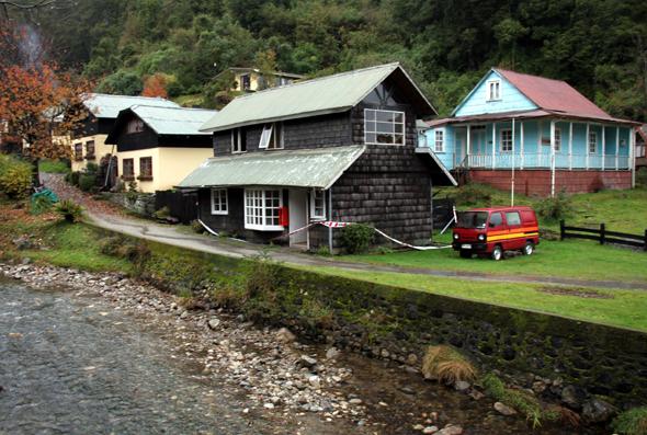 Ein verträumtes Stück Chile: das Dörfchen Puella. (Foto Karsten-Thilo Raab)