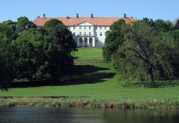 In einem herrlichen angelegten Park gelegen: das Schloss Cappenberg. (Foto Mbdortmudn)