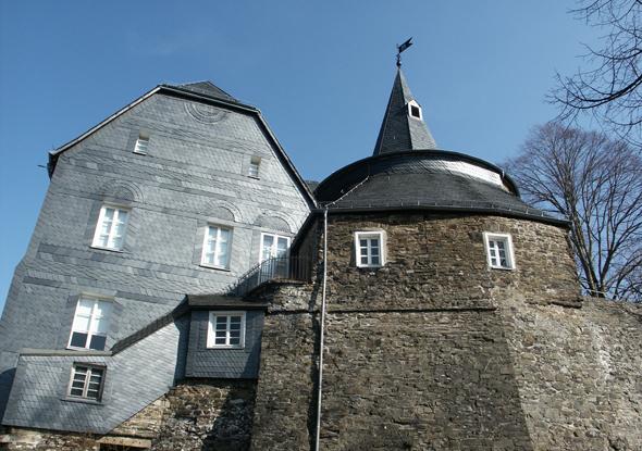 Gilt als eine der schönsten Höhenburgen Westfalens: das Schloss Hohenlimburg. (Foto Karsten-Thilo Raab)