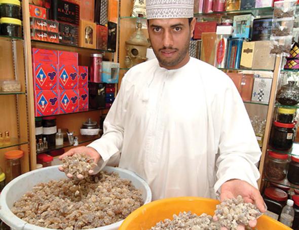 Auf den Märktenund in den Basaren des Oman findet man allerlei Zutaten für leckere Gerichte. (Foto: djd)
