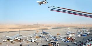 Großes Luftfahrtspektakel am Persischen Golf