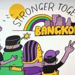 """""""Stronger together"""": Bangkok lebt große Solidarität"""