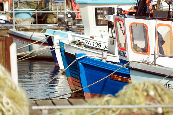 Maritimes Flair ist auch rund um den Fischereihafen zu spüren. (Foto LTM)