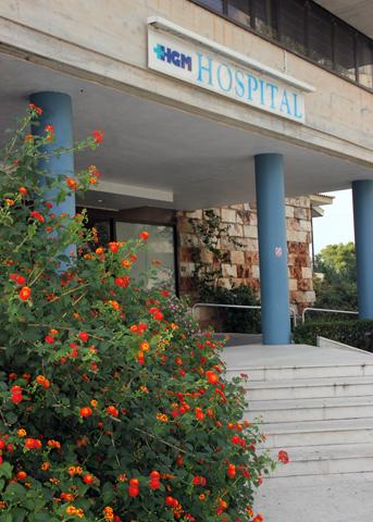 Das Hospital de Muro kümmert sich tagtäglich um Einheimische wie Touristen. (Foto Karsten-Thilo Raab)