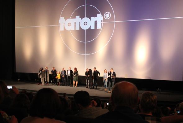 Im Anschluss an die Premiere gab es noch eine Talkrunde im Kinosaal. (Foto Karsten-Thilo Raab)
