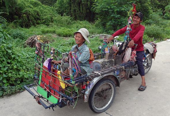 Bekannt ist Thailand für die Freundlichkeit und Aufgeschlossenheit seiner Bewohner. (Foto Karsten-Thilo Raab)