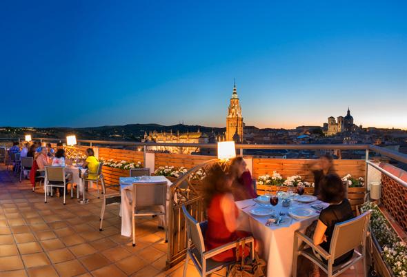 2016 rückt Toledo als gastronomische Hauptstadt Spaniens die regionale Küche in den Fokus.