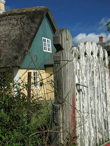 Postkartenmotive finden sich auf Fanø allerorten. (Foto Hans Snoek/Pixelio)