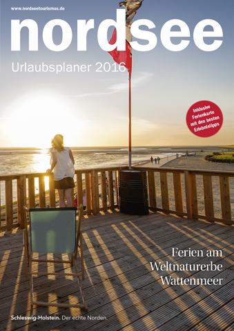 Urlaubsplaner Nordsee