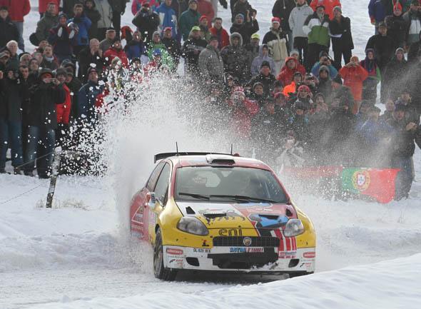 Die Rallye Monte-Carlo begeistert seit dem Jahre 1911 die Massen.