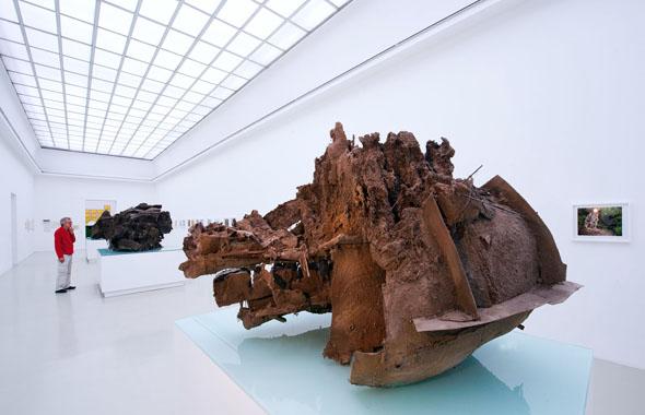 Die meisten Ausstellungen des Kunstvereins Hannover werden eigens für seine Räume konzipiert. (Foto: Martin Kirchner)