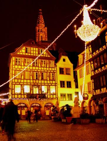 Die Altstadt von Straßburg zählt nicht von ungefähr zu dem schönsten, was Frankreich zu bieten hat. (Foto Karsten-Thilo Raab)