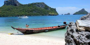 Mu Ko Ang Thong – Paradies im Golf von Thailand