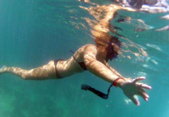Schnorcheln bietet sich vor Kho Wao ein buntes Unterwasser-Kaleidoskop. (Foto Karsten-Thilo Raab)