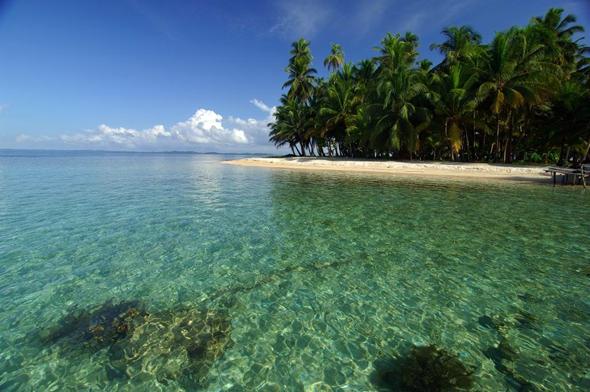 Zu den Traumstränden Zentralamerikas gehört fraglos Isla Iguana in Panama.