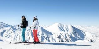 Wintersport-Neuigkeiten: Neues Lawinensuchfeld, mehr Loipenkomfort und Eisbaden