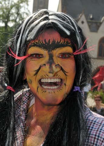 Der Mythos der Hexen wird im Harz am Leben gehalten. (Foto Harzer Tourismusverband)