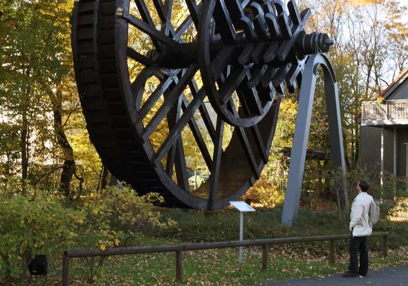 Auch die Bergbaugeschichte der Region wird im Harz anschaulich aufgezeigt. (Foto Harzer Tourismusverband)