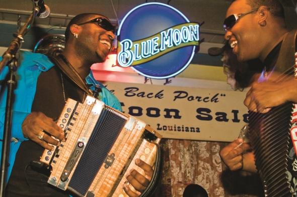 Der Blue Moon Saloon ist einer der musikalischen Aushängeschilder in Louisiana. (Foto Eric Lindberg)