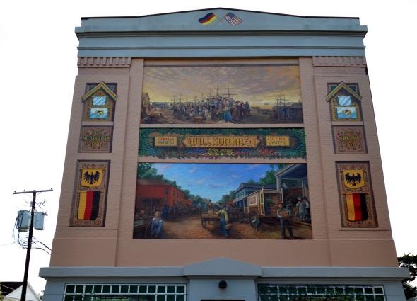 Das German-American Cultural Center in Gretna. (Foto NOCVB)