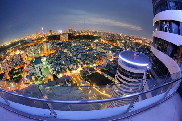 Rund zehn Millionen Menschen sind heute in Ho Chi Minh City zu Hause.