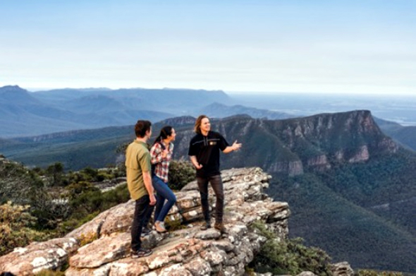 Die vielen unterschiedlichen Landschaftsformen und Naturareale Australiens sind einzigartig.