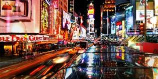 New York feiert Megaparty zum Jahreswechsel
