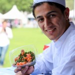 So schmeckt Katar: Großes Food Festival in Doha