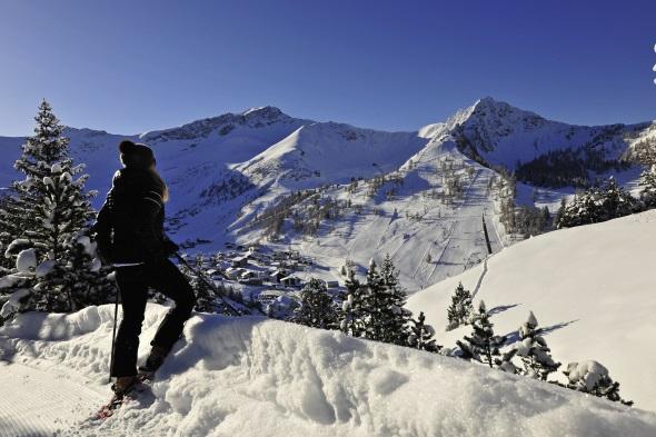 Klein, aber fein: das Skigebiet in Malbun im Fürstentum Liechtenstein. (Fotos bfs)