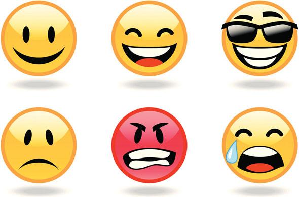 Emoticons zeigen nicht nur bei Urlaubsgrüßen schnell die jeweilige Stimmungslage an. (Fotos djd)