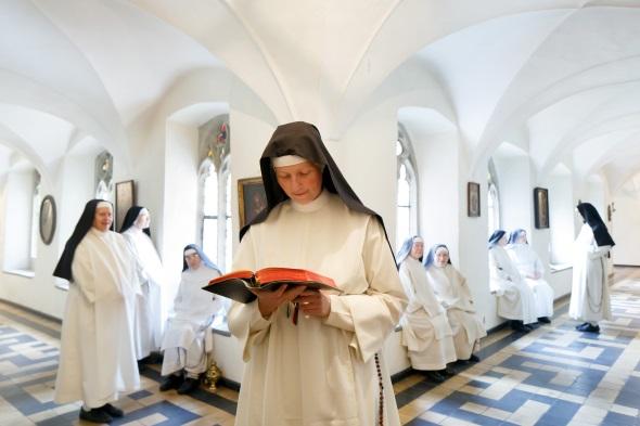 800-Jahr-Feier in Regensburg: Der Dominikanerorden bestimmt das geistliche Leben der Stadt seit dem 13. Jahrhundert. (Foto Clemens Mayer)