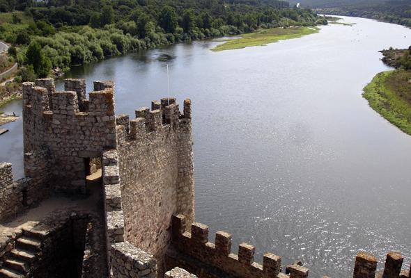 Geheimnisumwittert: die historische Burg von Almourol. (Fotos Pura Communications)