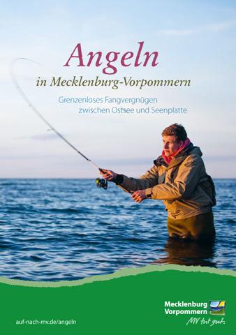 Eine neue, kostenfreieBroschüre präsentiert innovative und traditionelle Ideen zum Angelnin Mecklenburg-Vorpommern.( Foto: TMV)