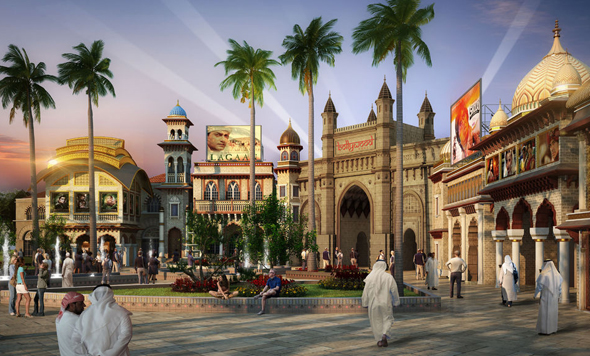 DTCM_Dubai Parks and Resorts -Bollywood Parks Entry