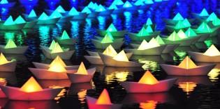 Internationales Lichter-Festival steigt in Baltimore
