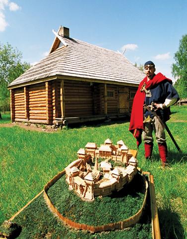 Im Tervete History Museum lässt sich anschaulich in die Geschichte Lettlands abtauchen. (Foto Latvian Tourism Development Agency)