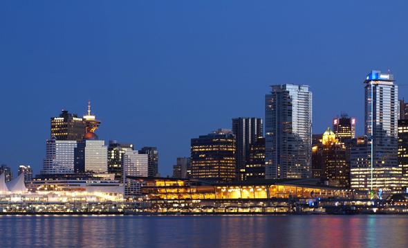 Das kanadische Vancouver gilt nicht von ungefähr seit Jahren als eine der lebenswertesten Städte der Welt.