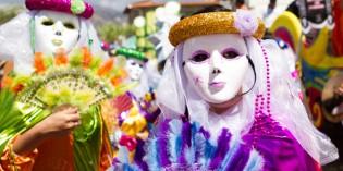 Peru ganz jeck: Yunza und humisha statt Kamelle